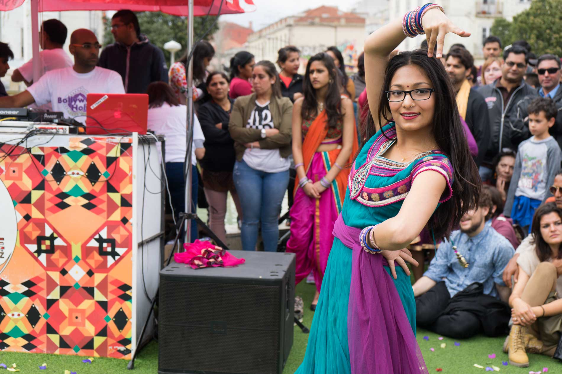 Bollywood na Mouraria