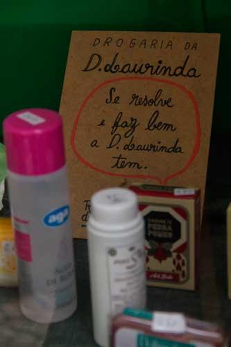 Drogaria de D.Laurinda