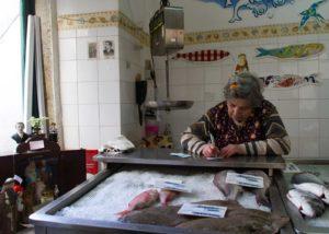 D.Rosário, peixeira na mouraria