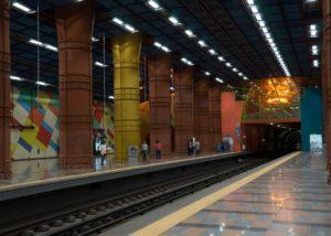 Estação Metro Olaias