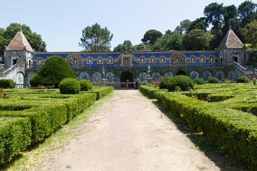 Palacio Marquês de Fronteira