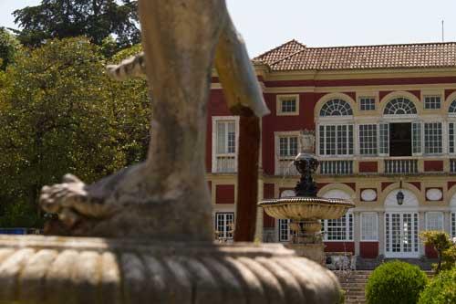Jardins do Palácio de Fronteira