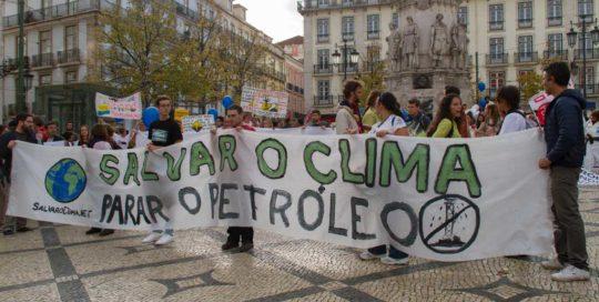Salvar o Clima