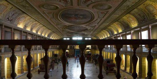 Museu dos Coches - Picadeiro Real