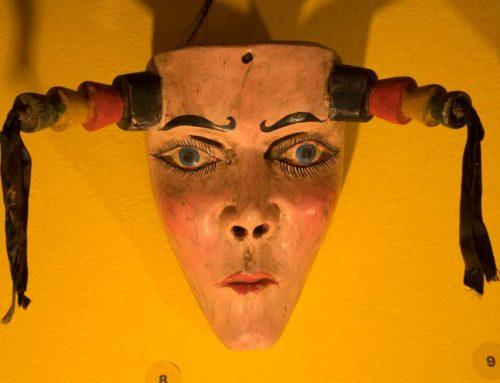 Mascaras e Devoções Mexicanas