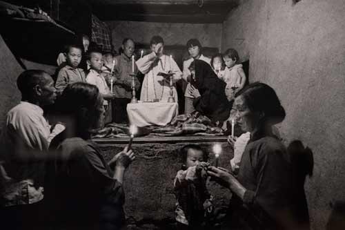 Lu Nan Trilogia de fotografias